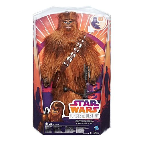 STAR WARS FORCES OF DESTINY  CHEWBACCA 11""