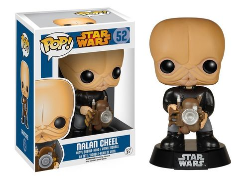 FUNKO POP! STAR WARS NALAN CHEEL #52