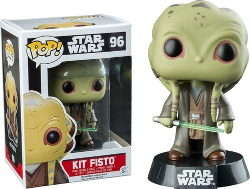 FUNKO POP! STAR WARS KIT FISTO #96 / UNDERGROUND TOYS EXCLUSIVE