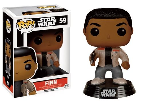 FUNKO POP STAR WARS FINN #59