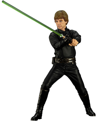 KOTOBUKIYA STAR WARS LUKE SKYWALKER (RETURN OF THE JEDI) ARTFX+ 1/10