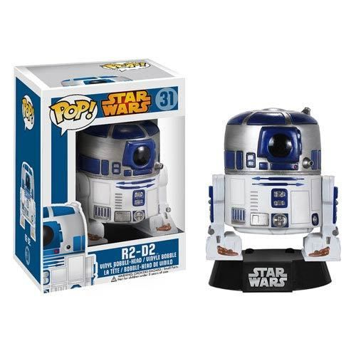 FUNKO POP STAR WARS R2-D2 #31