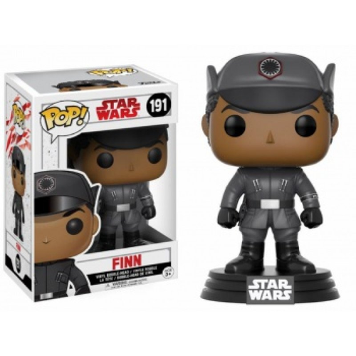 FUNKO POP STAR WARS THE LAST JEDI - FINN #191