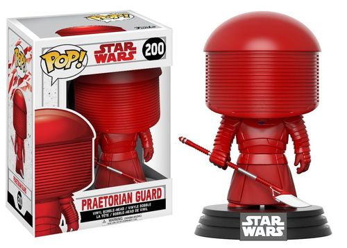 FUNKO POP STAR WARS THE LAST JEDI - PRETORIAN GUARD #200