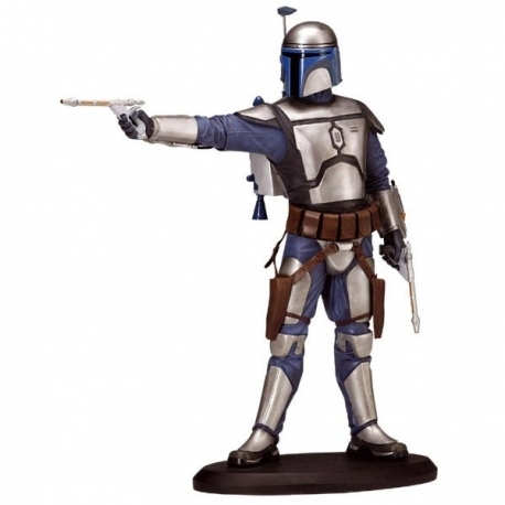 ATTAKUS STAR WARS ELITE COLLECTION JANGO FETT / 18 CM