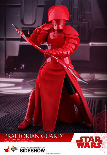 HOT TOYS STAR WARS PRETORIAN GUARD WITH DOUBLE BLADE 1/6 MMS454