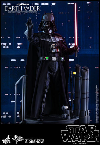 HOT TOYS STAR WARS DARTH VADER (ESB) / SIXTH SCALE