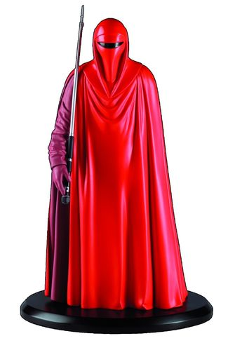 ATTAKUS STAR WARS ELITE COLLECTION EMPEROR'S ROYAL GUARD / 18 CM