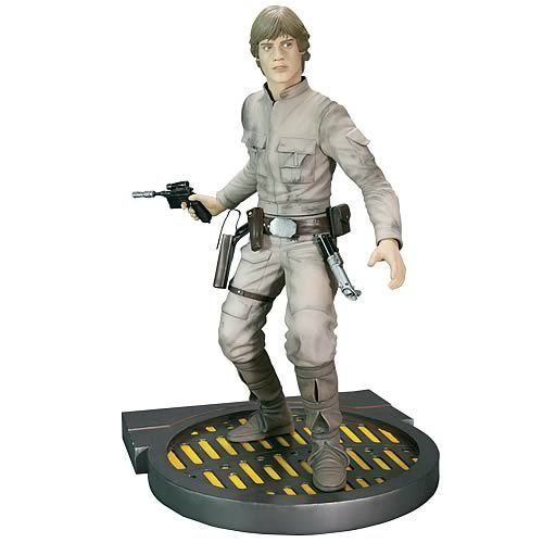 KOTOBUKIYA STAR WARS LUKE SKYWALKER (BESPIN) ARTFX 1/7