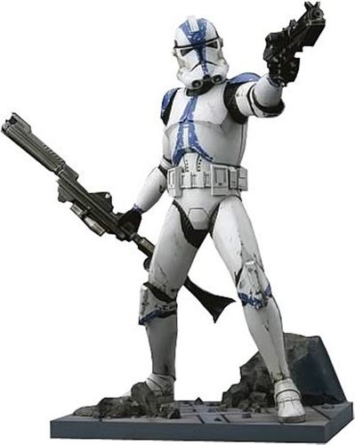 KOTOBUKIYA STAR WARS 501st CLONE TROOPER ARTFX 1/7