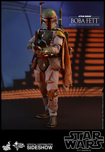 HOT TOYS STAR WARS BOBA FETT / SIXTH SCALE MMS 463
