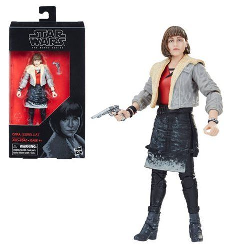 QI'RA (SOLO - A STAR WARS STORY) 6""