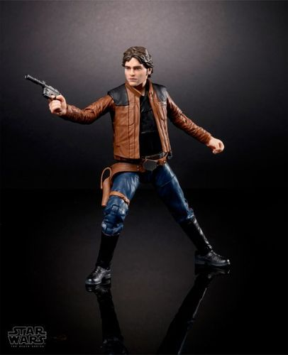 HAN SOLO (SOLO - A STAR WARS STORY)
