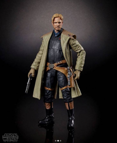 TOBIAS BECKETT (SOLO - A STAR WARS STORY) 6""