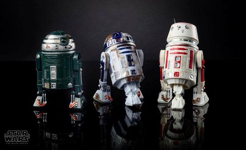 NEW ASTROMECH 3-PACK / AMAZON USA EXCLUSIVE