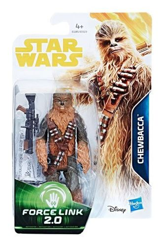 "SOLO - A STAR WARS STORY - CHEWBACCA 3,75"" / FORCE LINK"