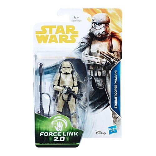 "SOLO - A STAR WARS STORY -  MIMBAN STORMTROOPER 3,75"" / FORCE LINK"