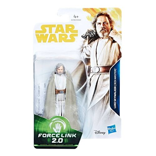"SOLO - A STAR WARS STORY - LUKE SKYWALKER (THE FORCE AWAKENS) 3,75"" / FORCE LINK"