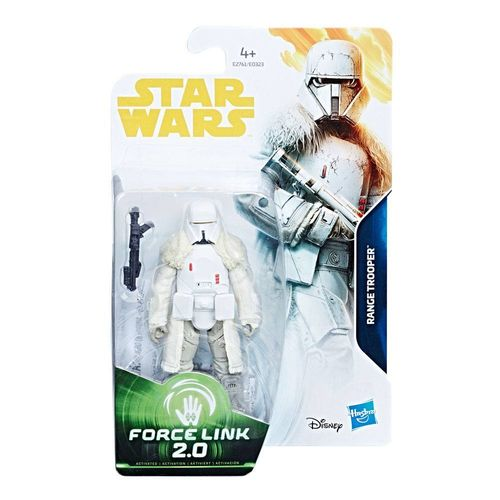 "SOLO - A STAR WARS STORY - RANGE TROOPER 3,75"" / FORCE LINK"