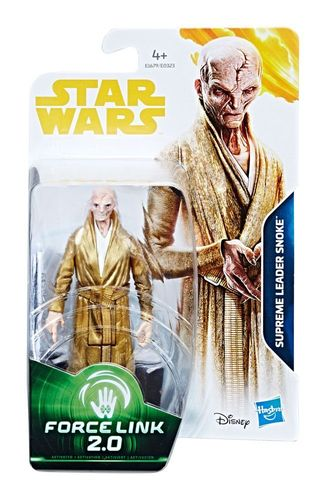 SOLO - A STAR WARS STORY - SUPREME LEADER SNOKE (WAVE 2) / FORCE LINK