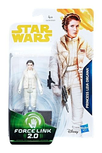 SOLO - A STAR WARS STORY - PRINCESS LEIA (HOTH) (WAVE 2) / FORCE LINK