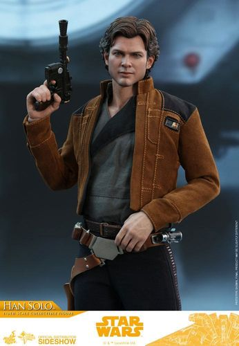 HOT TOYS STAR WARS HAN SOLO (SOLO - A STAR WARS STORY) / SIXTH SCALE