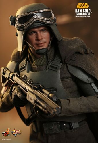 HOT TOYS STAR WARS HAN SOLO (MUDTROOPER) / SIXTH SCALE MMS493