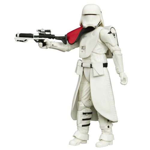 "FIRST ORDER SNOWTROOPER OFFICER 6"" (TRU EXCLUSIVE) / LOOSE"