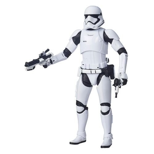 "FIRST ORDER STORMTROOPER 6"" / LOOSE"