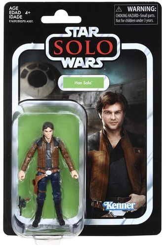 THE VINTAGE COLLECTION - HAN SOLO (SOLO) 3,75""