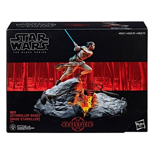 BLACK SERIES TITANIUM CENTERPIECE REY