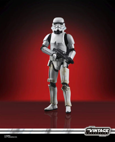 THE VINTAGE COLLECTION - IMPERIAL STORMTROOPER 3,75""
