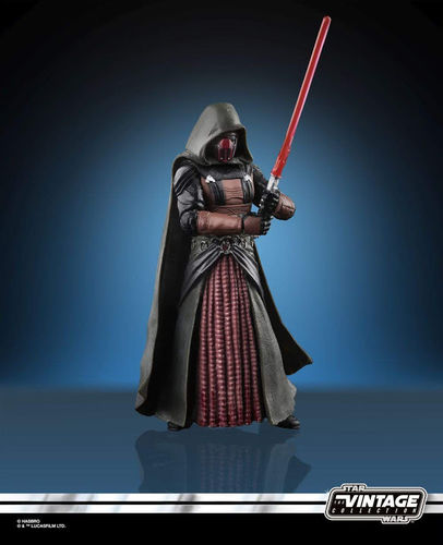 THE VINTAGE COLLECTION - DARTH REVAN 3,75""