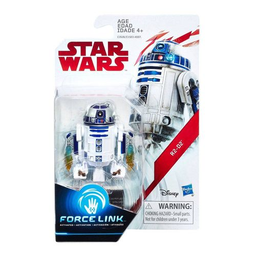 "THE LAST JEDI - R2-D2 3,75"" / FORCE LINK"