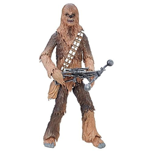 "BLACK SERIES 40th ANNIVERSARY CHEWBACCA 6"" / LOOSE"