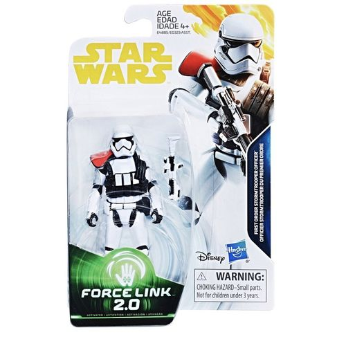 SOLO - A STAR WARS STORY - FIRST ORDER STORMTROOPER OFFICER / FORCE LINK 2.0