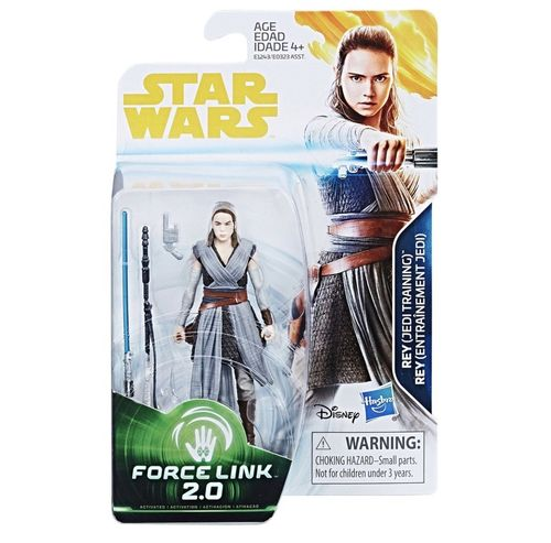 SOLO - A STAR WARS STORY - REY (JEDI TRAINING) / FORCE LINK 2.0