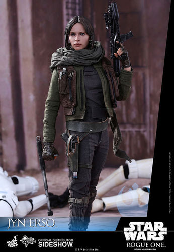 HOT TOYS STAR WARS JYN ERSO / SIXTH SCALE / MMS404