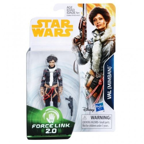 SOLO - A STAR WARS STORY - VAL (MIMBAN) / FORCE LINK 2.0