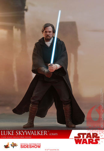HOT TOYS STAR WARS LUKE SKYWALKER (CRAIT) 1/6 MMS507