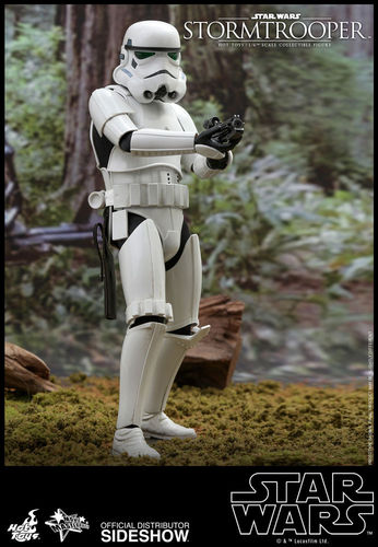 HOT TOYS STAR WARS STORMTROOPER / SIXTH SCALE MMS514