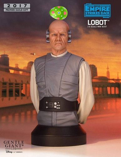 GENTLE GIANT LOBOT BÜSTE 1/6 / PGM EXCLUSIVE