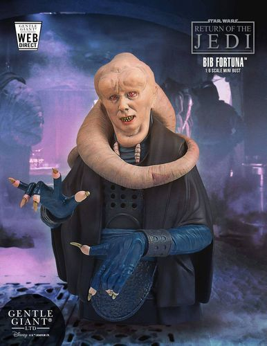 GENTLE GIANT BIB FORTUNA BÜSTE 1/6 / PGM EXCLUSIVE
