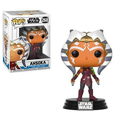 FUNKO POP STAR WARS THE CLONE WARS - AHSOKA #268