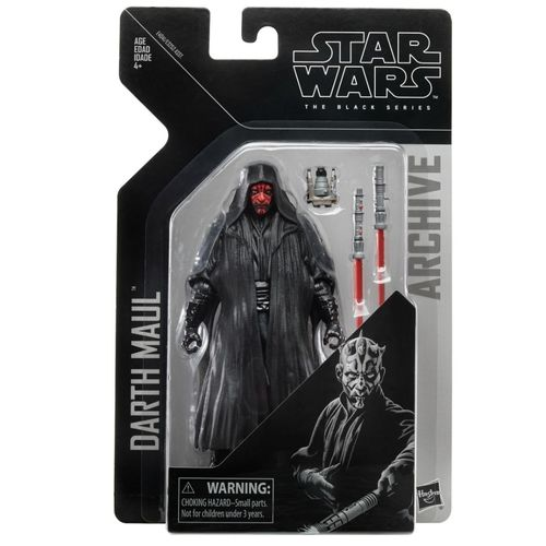 "DARTH MAUL 6"" ARCHIVE LINE"