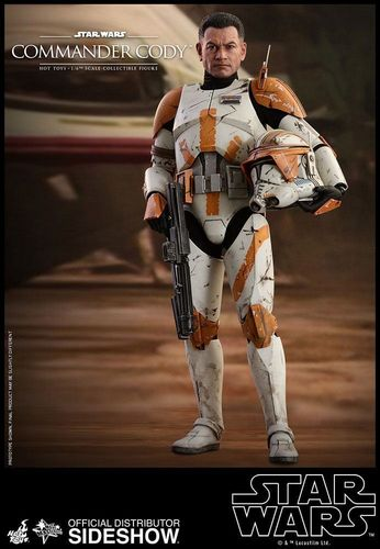 HOT TOYS STAR WARS COMMANDER CODY 1/6 MMS524