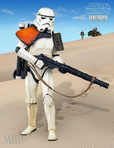 GENTLE GIANT SANDTROOPER STATUE 1/6