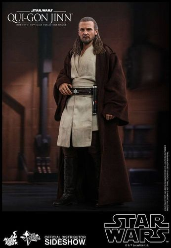 HOT TOYS STAR WARS QUI-GON JINN 1/6 MMS525