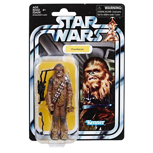 THE VINTAGE COLLECTION - CHEWBACCA 3,75""