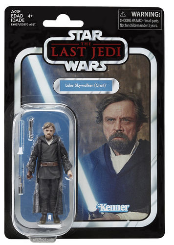 THE VINTAGE COLLECTION - LUKE SKYWALKER (CRAIT) 3,75""